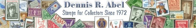 Dennis R. Abel - Stamps for Collectors, LLC