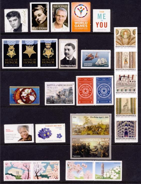 2015 United States Mint Commemorative Year Set