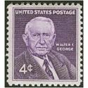 #1170 Walter F. George, American Politician