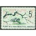 #1318 Plant for Beautiful America