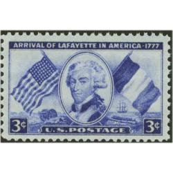 #1010 Marquis de Lafayette, French General and Aristocrat