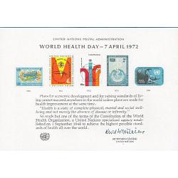 # UN1a World Health Day, 1972 (Large Period)
