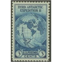 #753 Byrd Expedition, Perforated 11, NG