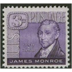 #1105 James Monroe, Fifth President of the United States