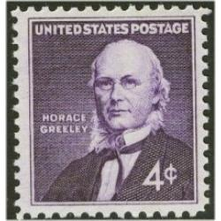 #1177 Horace Greeley, Reformer, and Politician