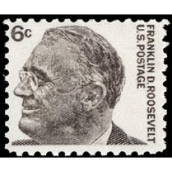 #1284a F.D. Roosevelt, Tagged