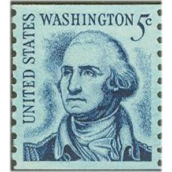 #1304C Washington Redrawn Clean Face, Dry Gum Coil
