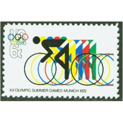 #1460 Olympic Bicycling