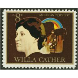 #1487 Willa Cather, American Author