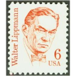 #1849 Walter Lippmann, Writer, Journalist, & Political Commentator