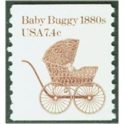 #1902 Baby Buggy, Coil