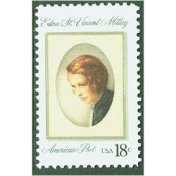#1926 Edna St. Vincent Millay, Lyrical Poet & Playwright