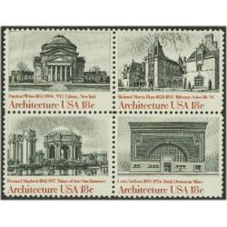 #1928-31 Architecture, Four Singles