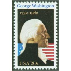 #1952 George Washington, First US President