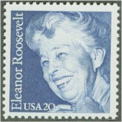 #2105 Eleanor Roosevelt, First Lady of the United States