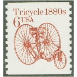 #2126 Tricycle, Coil
