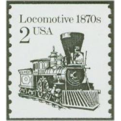 #2226s Locomotive Coil, Untagged Shiny Gum