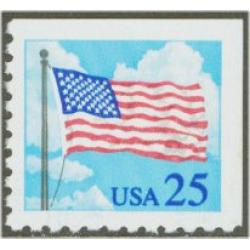 #2285A Flag & Clouds, Booklet Single