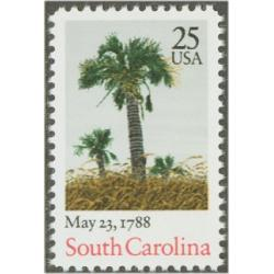 #2343 South Carolina, Ratification of the Constitution