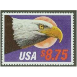 #2394 Express Mail, Eagle & Moon