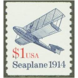 #2468 Seaplane Coil, Overall Tagging, Dull Gum