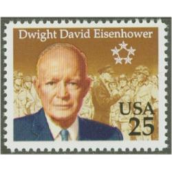 #2513 Dwight Eisenhower, 34th President of United States