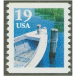 #2529 Fishing Boat Coil, Type I