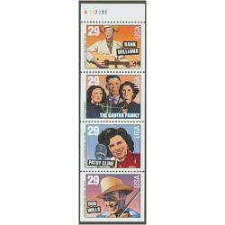 #2775-78 Country Music, Four Booklet Singles