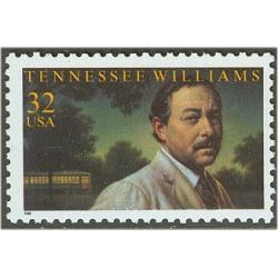 #3002 Tennessee Williams, American Playwright, Literary Arts Series