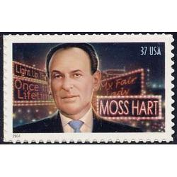 #3882 Moss Hart, American Playwright