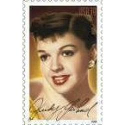 #4077 Judy Garland, Legends of Hollywood, Single Stamp
