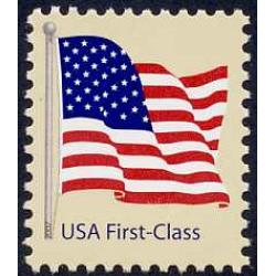 #4129 American Flag, Non-denominated W-A from Sheet of 100
