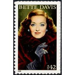 #4350 Bette Davis Legends of Hollywood, Single Stamp