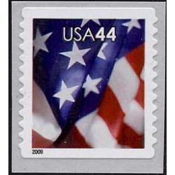 #4395 American Flag, S-A Coil from Roll of 3 or 10,000 Avery, Die Cut 11