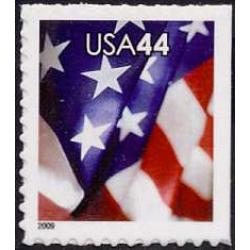 #4396 American Flag, S-A Single from Convertible Book of Ten, 11¼x10¾