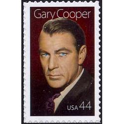 #4421 Gary Cooper, Legends of Hollywood, Single Stamp