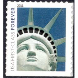 "#4563 Statue of Liberty, Booklet Single, ""4EVR"""