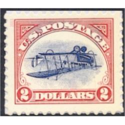 #4806a $2 Stamp Collecting: Inverted Jenny, Single Stamp