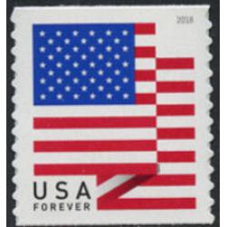 #5261 U.S. Flag 2018 First-Class Mail, BCA Coil