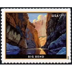 #5429 Big Bend, Priority Mail ($7.75)