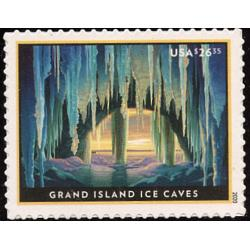 #5430 Grand Island Ice Caves, Priority Express Mail