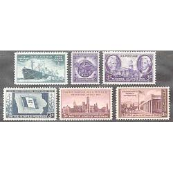 1946 United States Mint Commemorative Year Set