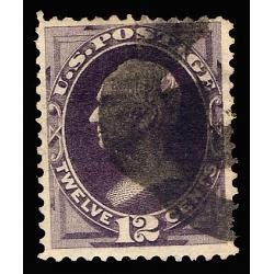 #162 Henry Clay, Blackish Violet, Fine, PSE Certificate