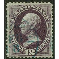 #151 Henry Clay, 12¢ Dull Violet